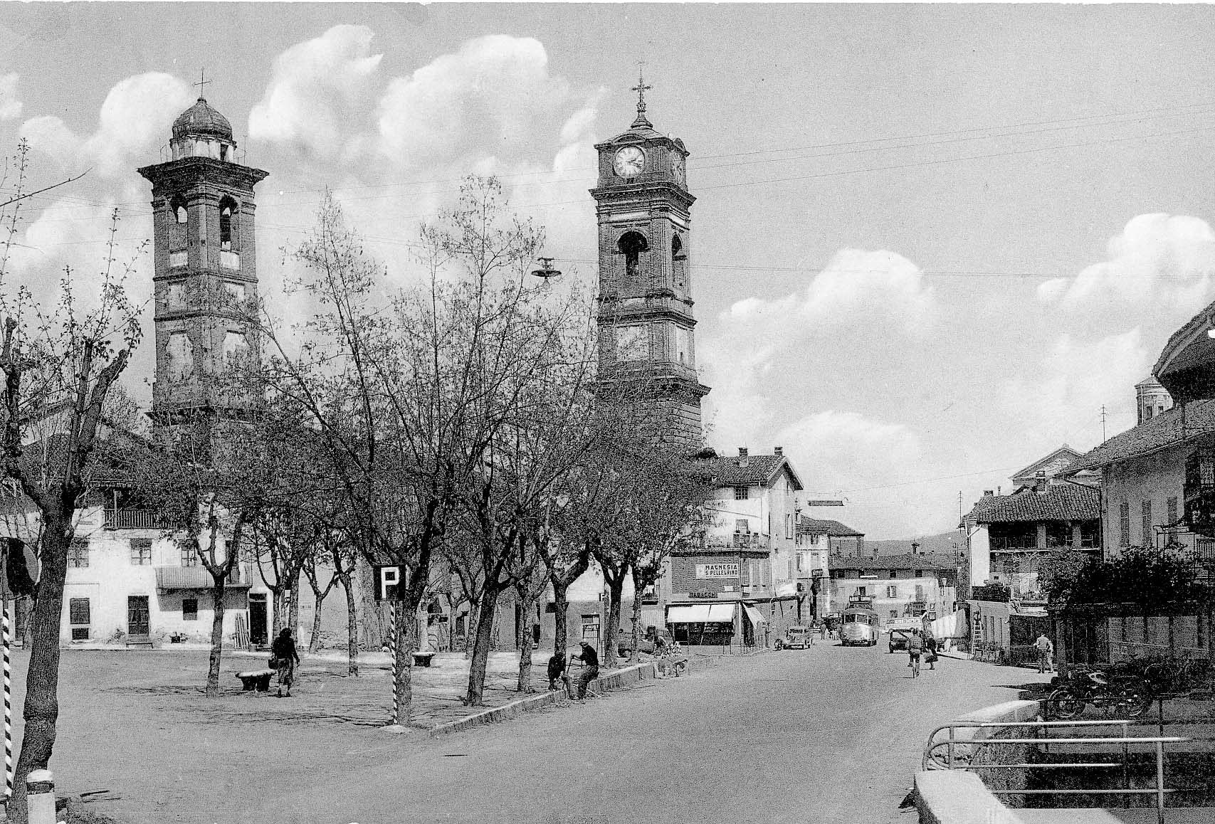 piazza molines 1950